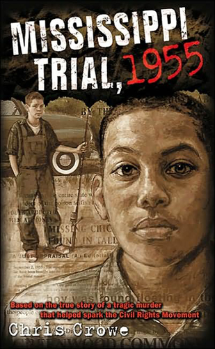 The cover of the novel Trial, 1955
