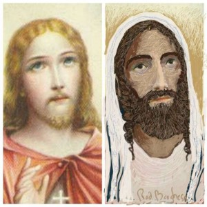 Jewish and non-Jewish artistic depictions of Jesus