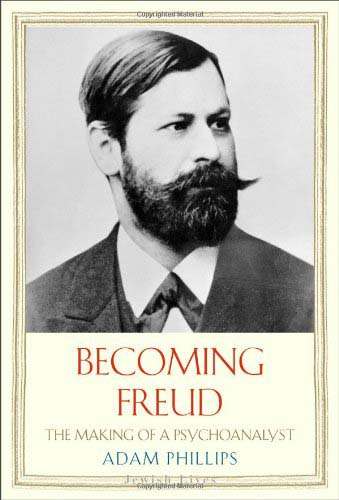 Book cover with Sigmund Freud pictured.