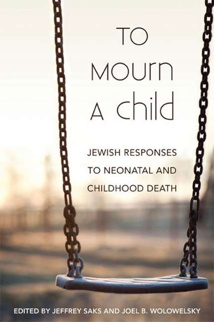 Cover of Mourn A Child.