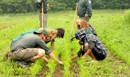 Food as Medicine: Vermont Youth Grow Food for the Hungry