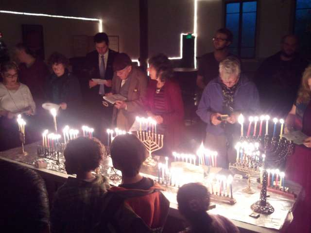 Hanukah is NOT Hypocrisy–Despite What the NY Times Published on Sunday, Dec. 2nd