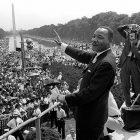 Image of MLK, Jr at DC March