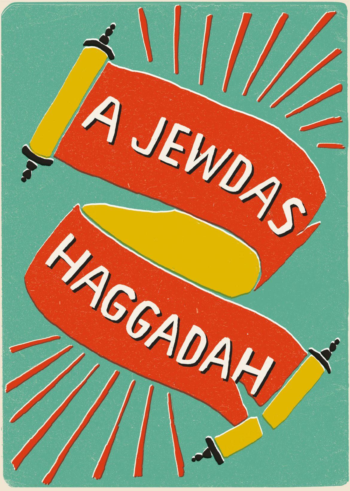 Book Review: A Jewdas Haggadah