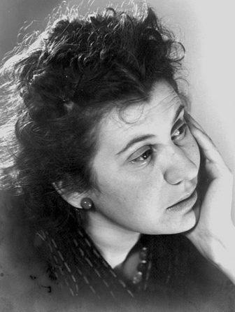 Portrait Etty Hillesum