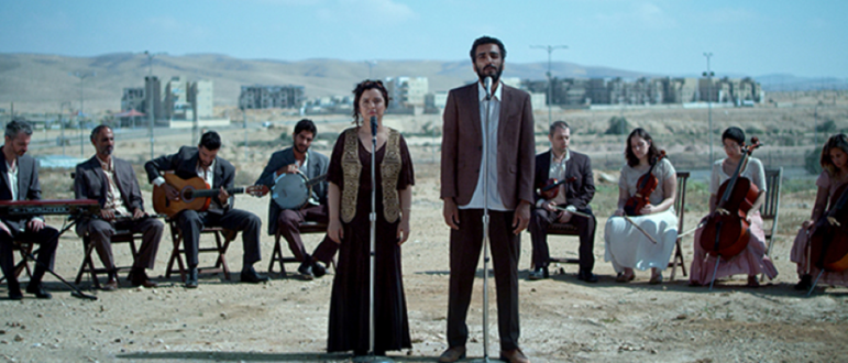 Dispatches From The Jerusalem Film Festival God Of The
