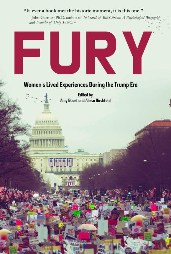 Fury Book Cover