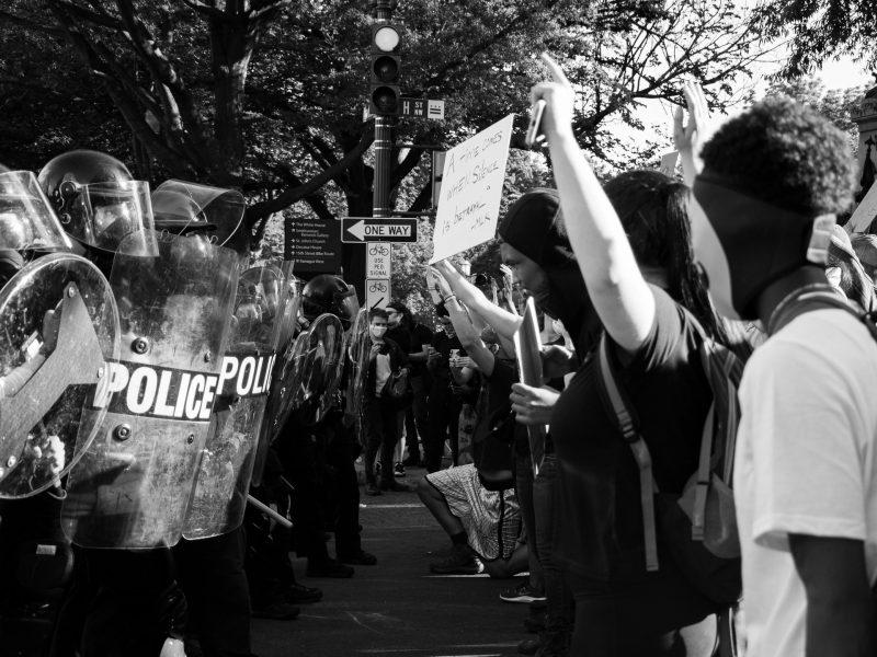 Black Lives Matter Protest in DC, 6/1/2020