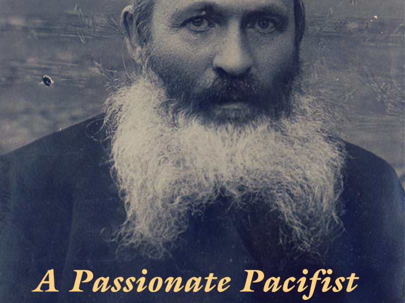 A Passionate Pacifist